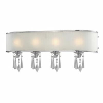 Golden Lighting 8981-BA4 BRI Echelon - Four Light Vanity