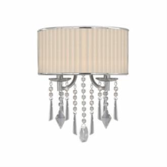 Golden Lighting 8981-WSC BRI Echelon - Two Light Wall Sconce