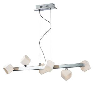 Volga - Six Light Linear Pendant