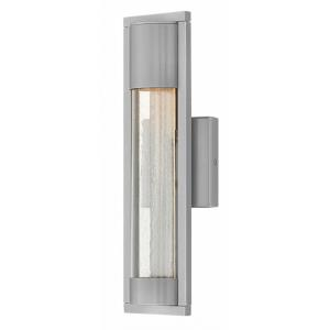 Mist - One Light Outdoor Small Wall Mount