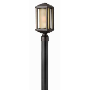 """Castelle - 16.5"""" 15W 1 LED Outdoor Post Mount"""