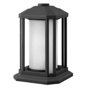 """Castelle - 12.8"""" 15W 1 LED Outdoor Post Mount"""
