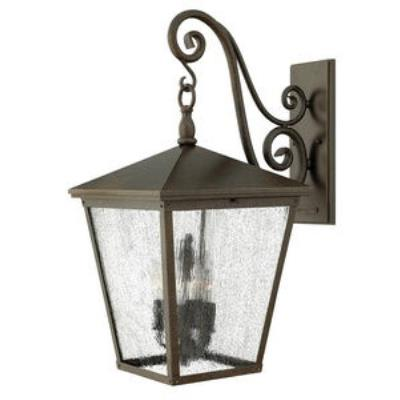 Hinkley Lighting 1438RB-LED Trellis - LED X-Large Outdoor Wall Mount