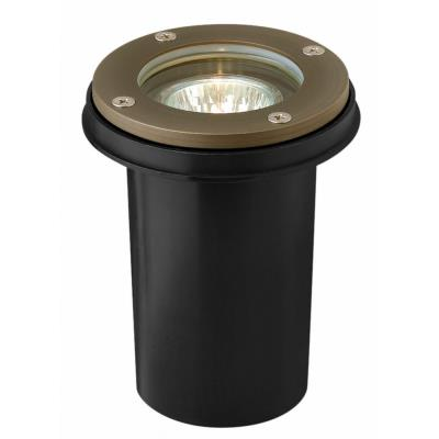 Hinkley Lighting 16701MZ Hardy Island - Low Voltage One Light Low Voltage Well Lamp