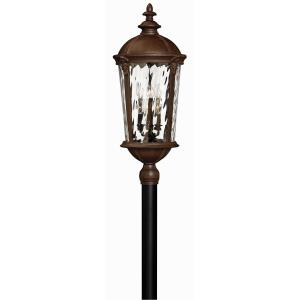 "Windsor - 34.8"" 30W 2 LED Outdoor Post Mount"