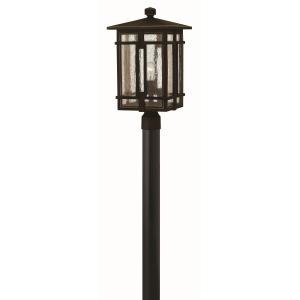 Tucker - One Light Outdoor Post Mount