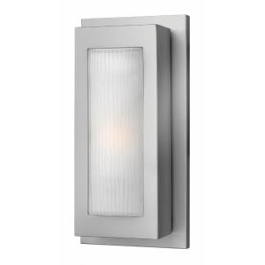 """Titan - 14"""" 8.5W 1 LED Small Outdoor Wall Mount"""