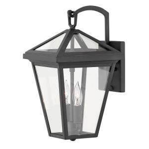 Alford Place - Two Light Outdoor Small Wall Mount
