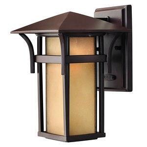 Harbor Small Wall Outdoor - Energy Savings