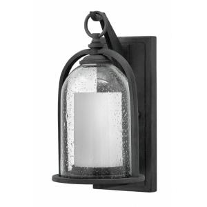 """Quincy - 13.5"""" 15W 1 LED Medium Outdoor Wall Mount"""