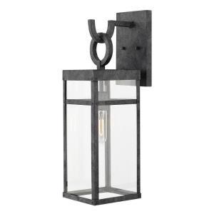 Porter - One Light Outdoor Medium Wall Mount