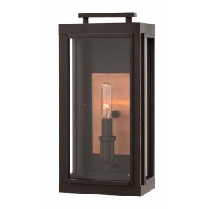 Sutcliffe - One Light Small Outdoor Wall Sconce