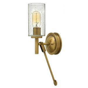 Collier - One Light Wall Sconce
