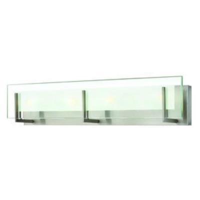Hinkley Lighting 5654BN Latitude - Four Light Bath Vanity