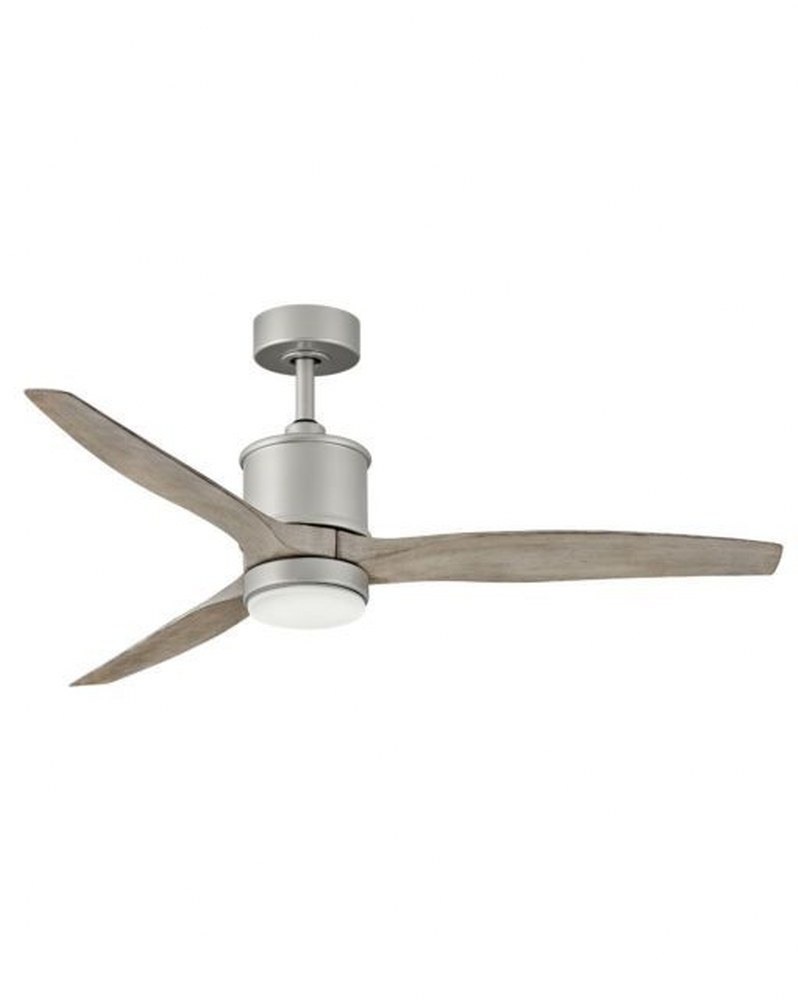 Hinkley Lighting 900760f Hover 60 Inch 3 Blade Ceiling Fan With Light Kit