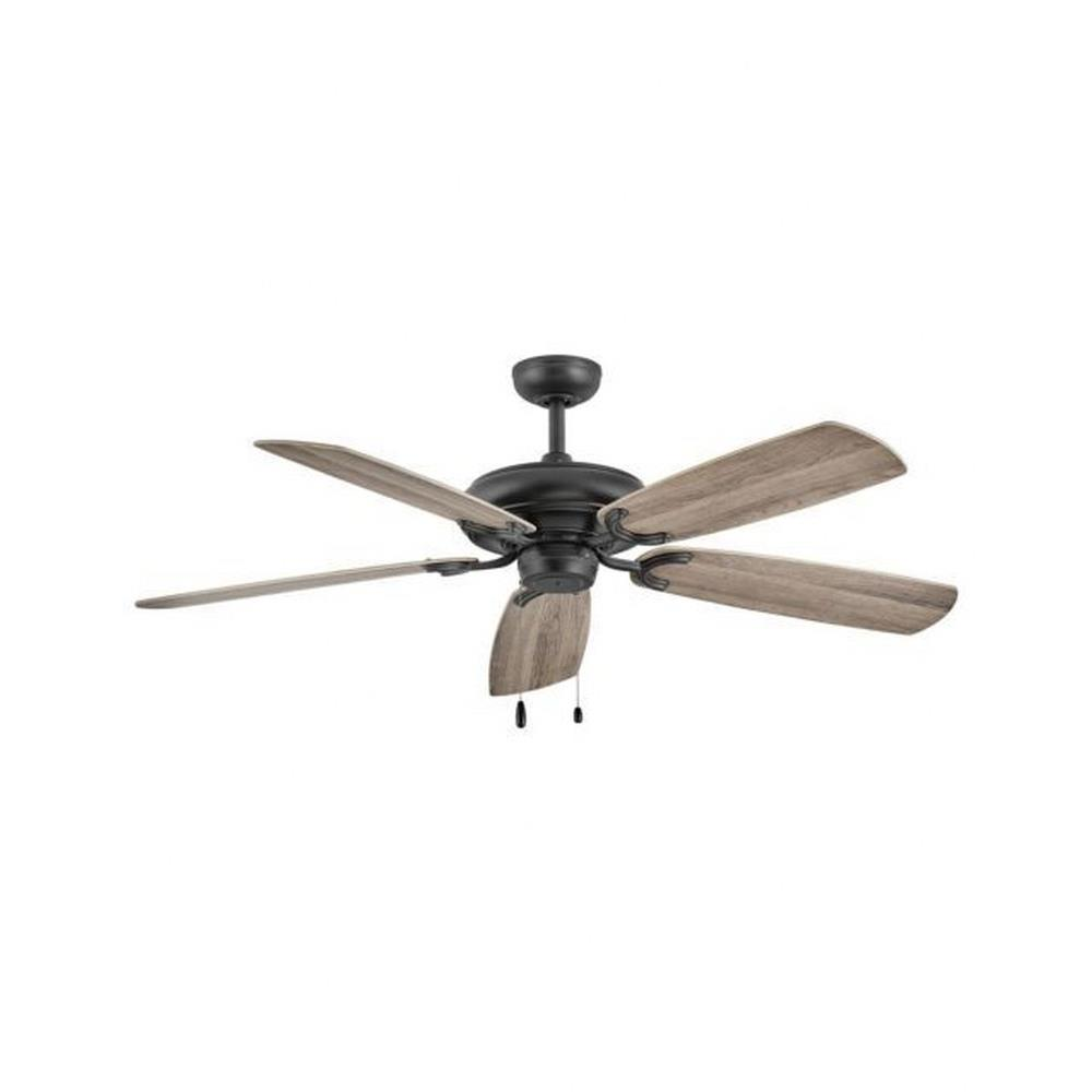 Hinkley Lighting 901256f Grove 56 Inch 5 Blade Ceiling Fan With Light Kit