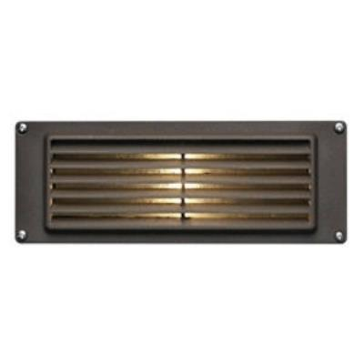 Hinkley Lighting 1594BZ Low Voltage One Light Landscape Brick Lamp
