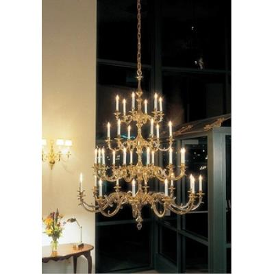 Holtkotter lighting 386836 thirty six light chandelier mozeypictures Gallery