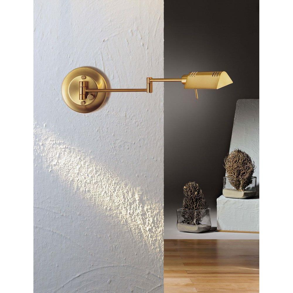 Holtkotter Lighting 8170 One Light Swing Arm Wall Sconce