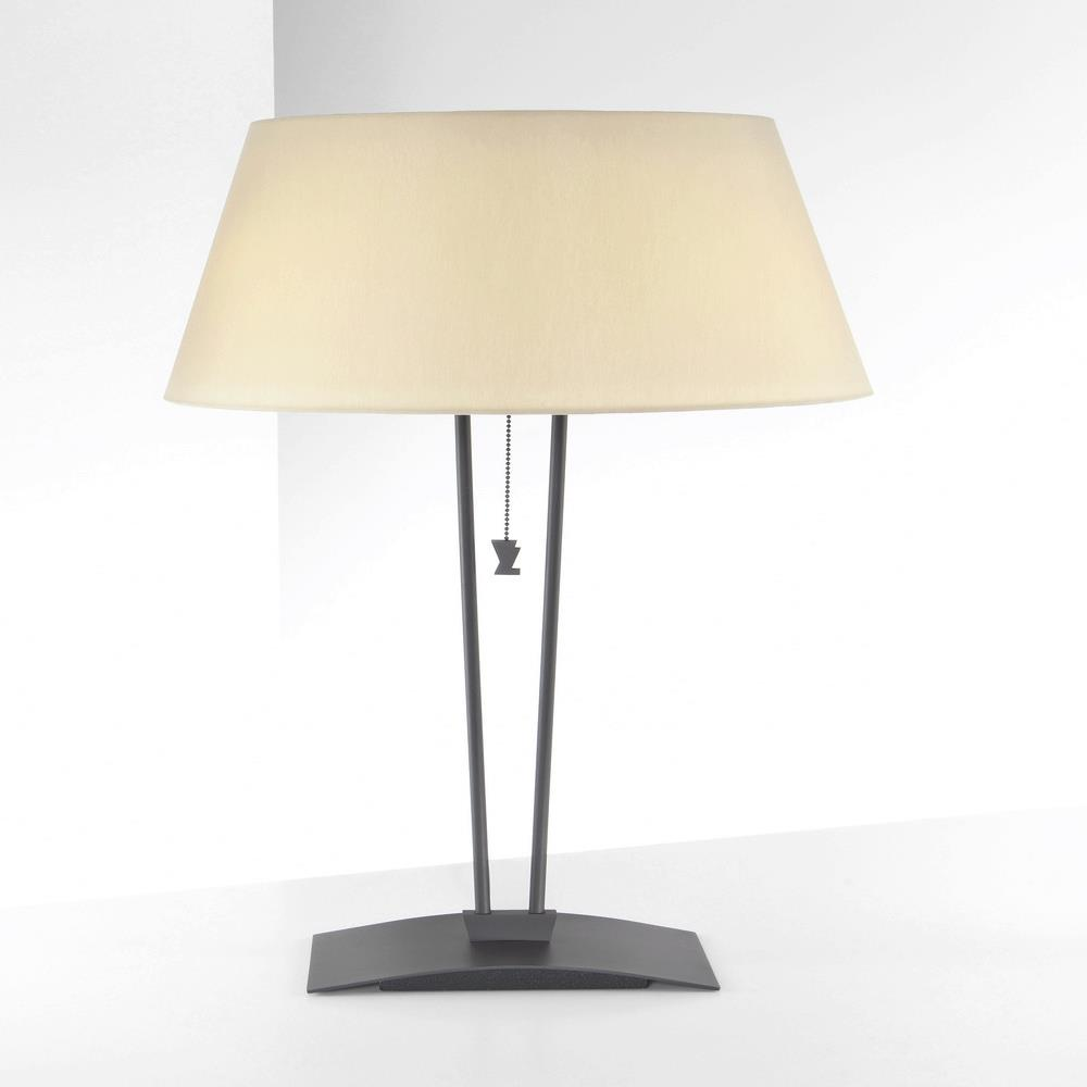 Holtkotter Lighting Vl200es Volkslampe Three Light Table Lamp