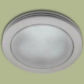 hunter fans 90052 saturn decorative bathroom fan with light