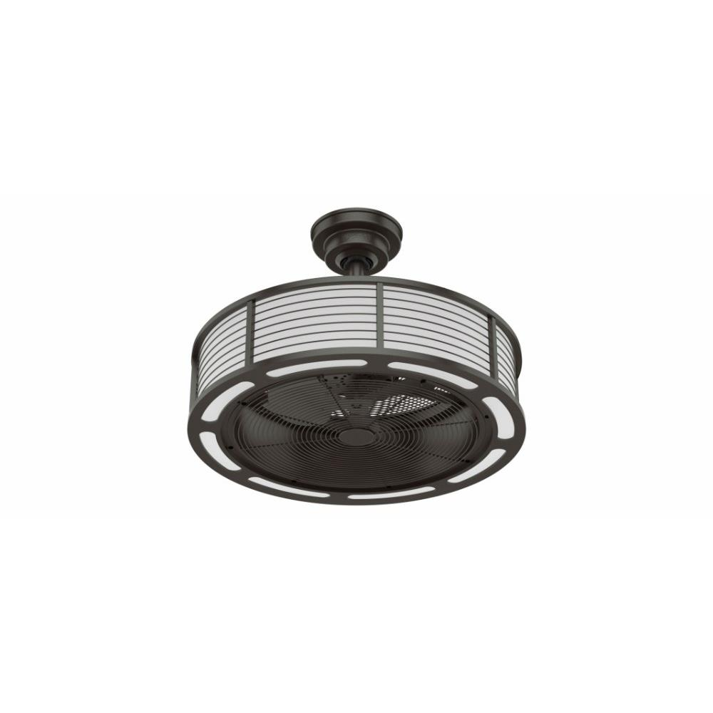 Hunter Fans 5076 Tunley Ceiling Fan With Light Kit In Industrial Style 22 Inches Wide By 15 99 Inches High