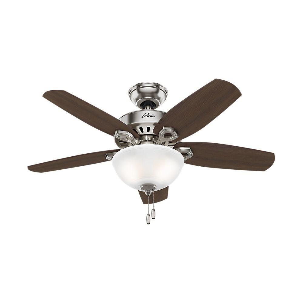 hunter fans 52217bsr builder small room 42 ceiling fan with Harbor Breeze Fans with Light Up hunter fans 52217bsr builder small room 42\