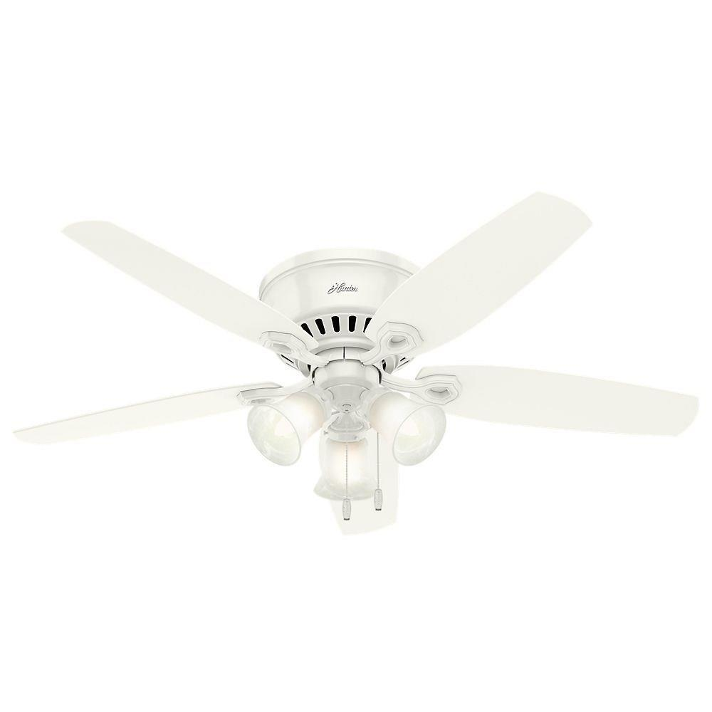Builder Low Profile 52 Ceiling Fan