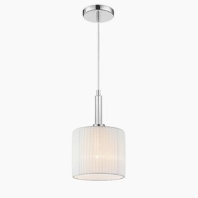 Iberlamp C177-01-CH-WH Solal - One Light Mini-Pendant
