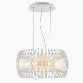Iberlamp C180-S-WH Terra - Twelve Light Pendant