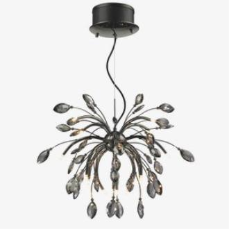 Iberlamp C304-16-GP Palm - Sixteen Light Pendant