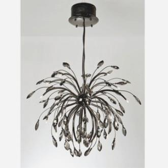 Iberlamp C304-25-GP Palm - Twenty-Five Light Pendant