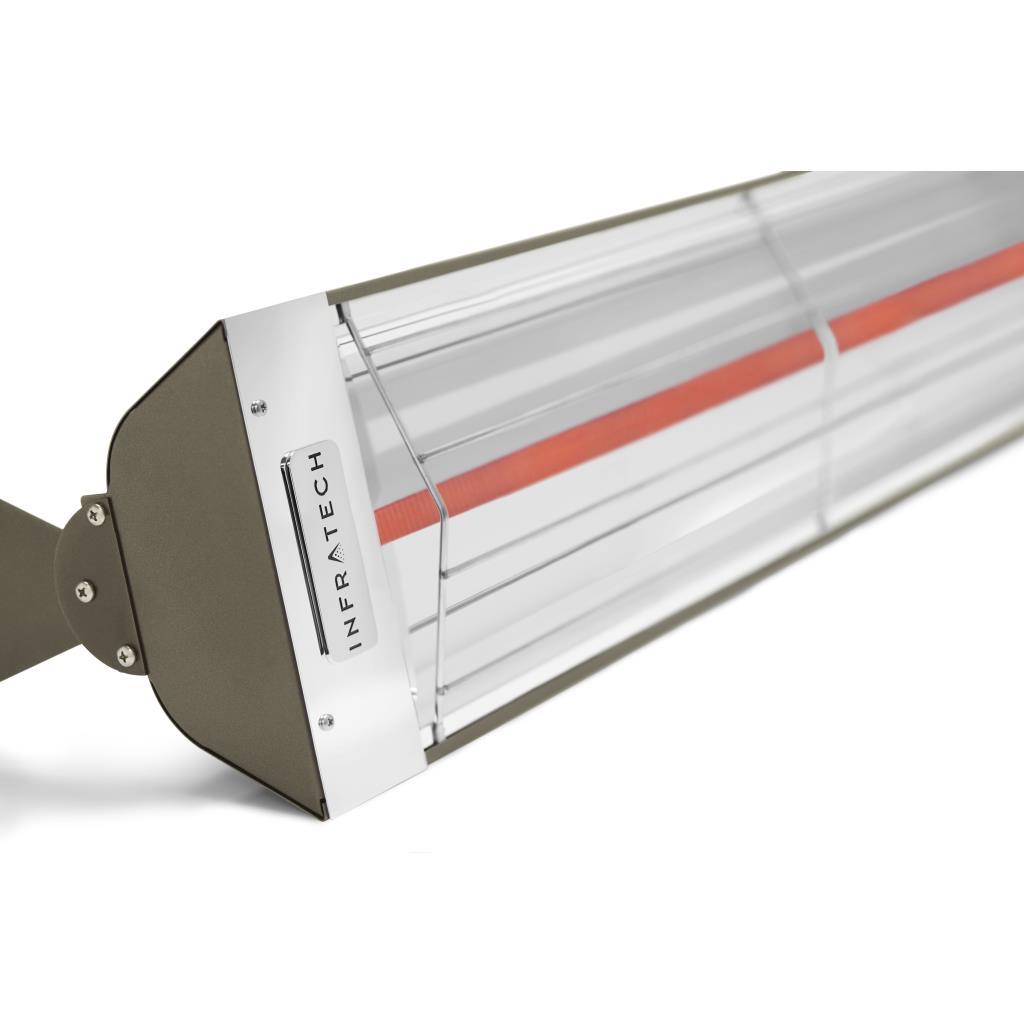 Infratech-WD5027BR-Dual Element 5000 Watt Electric Patio Heater Bronze 277 Volt