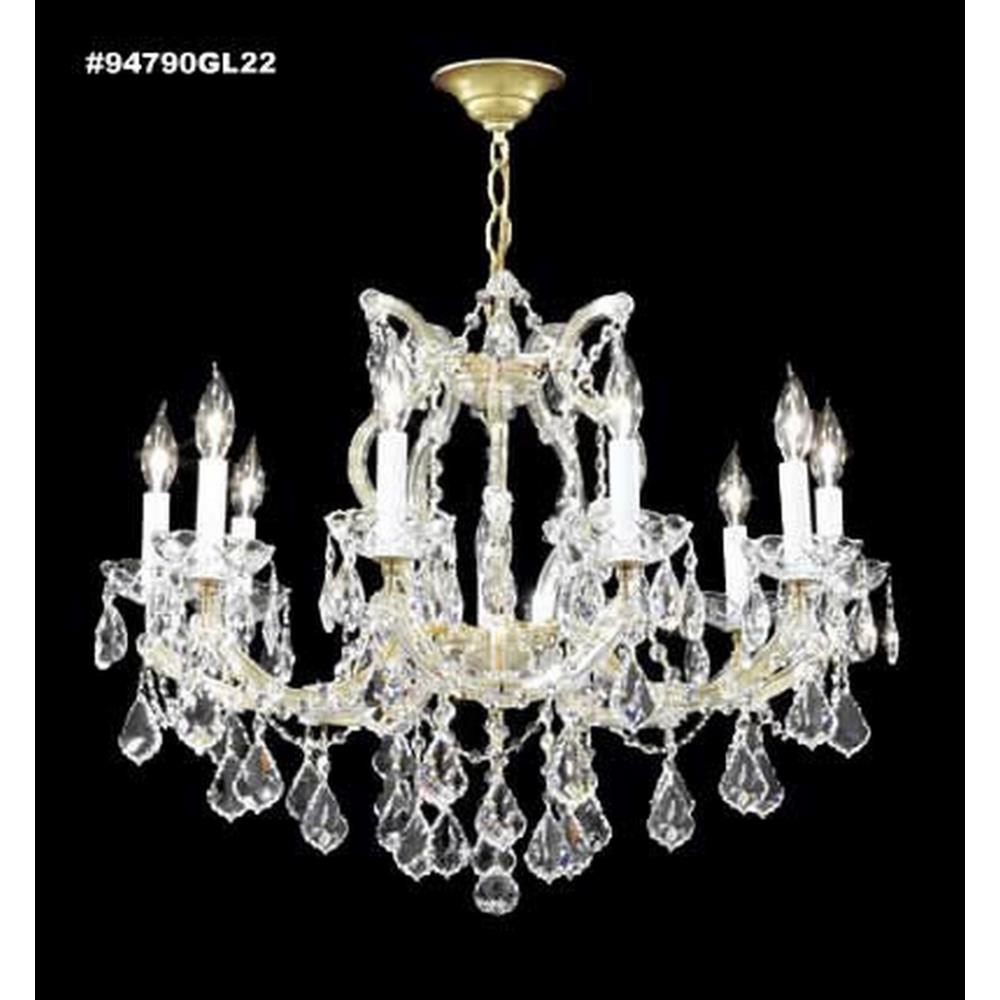 Maria Theresa Value Eleven Light Chandelier