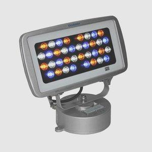 WWB Series - 40W 36 LED Outdoor Wall Washer with Plug and Play - 30 Beam Angle