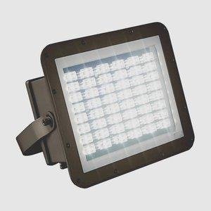 """WWF Series - 12"""" 56W 48 LED Outdoor Wall Washer with Plug and Play - 60 Beam Angle"""
