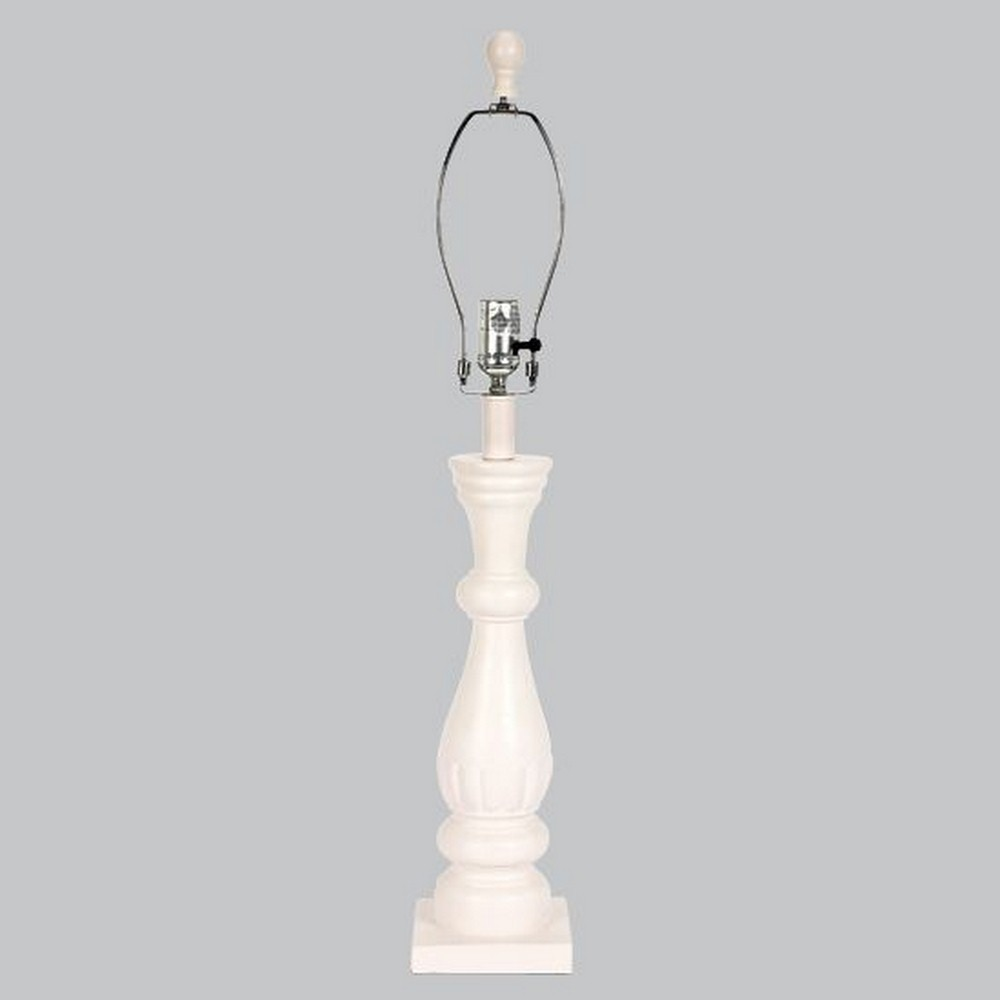 Jubilee Collection - L71890P - Accessory - 5 Shabby Chic Lamp Base Pink Finish