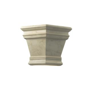 Justice Design 1411W Americana Outdoor Sconce