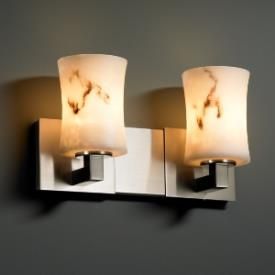 Justice Design FAL-8922 LumenAria - Two Light Bath Bar