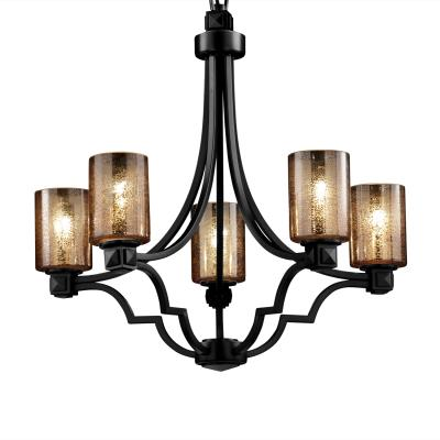 Justice Design FSN-8500 Argyle 5-Light Chandelier