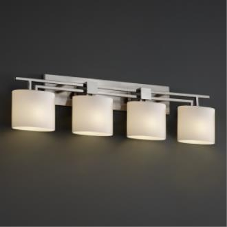 Justice Design FSN-8704 Aero 4-Light Bath Bar