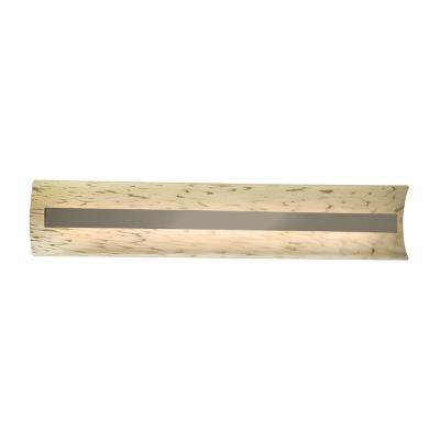 "Justice Design FSN-8625 Fusion - 29"" 1 LED Linear Bath Bar"