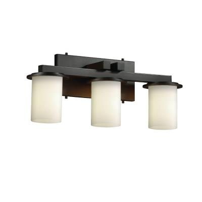 Justice Design Fsn 8773 Dakota 3 Light Bath Bar