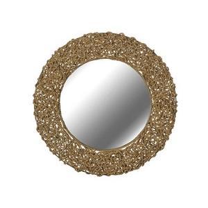 """Seagrass - 33"""" Decorative Wall Mirror"""