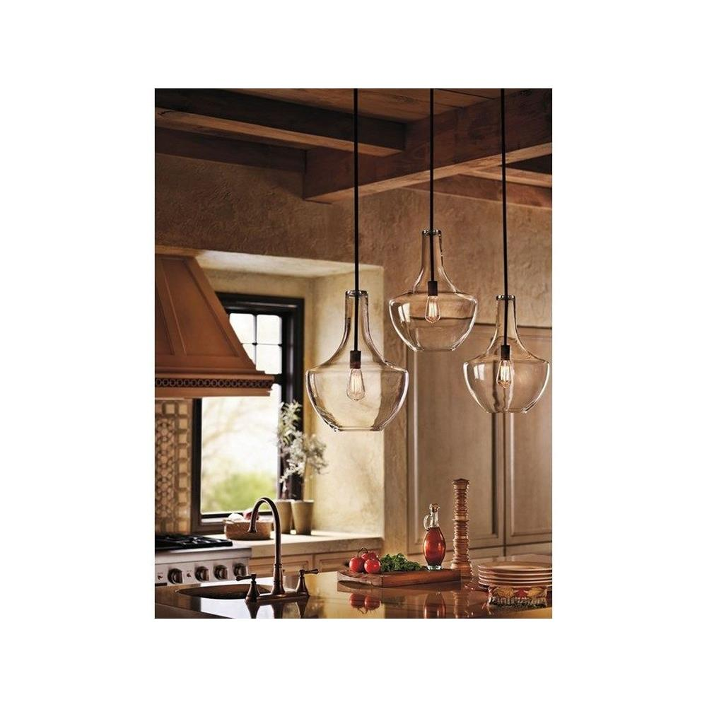 Everly 13 75 One Light Pendant