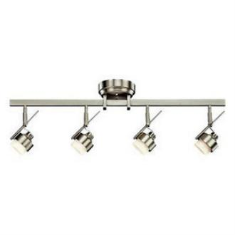 Kichler Lighting 10326NI Four Light Led Fixed Rail
