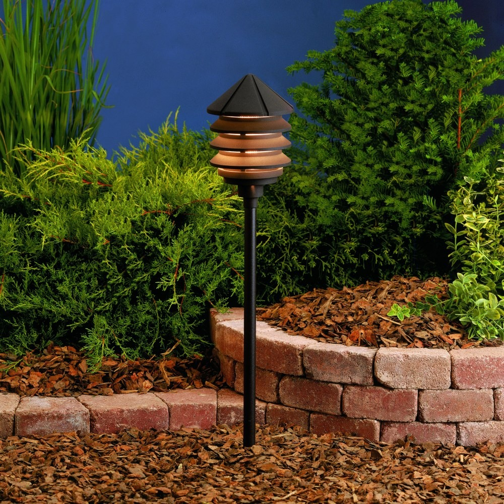 & Path Lights and Landscape Path Lighting Fixtures