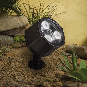 Low Voltage 60 Degree Wide Accent Landscape Light