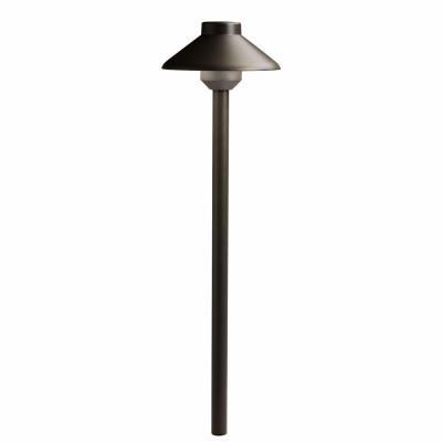 Kichler Lighting 15821AZT Llena - Low Voltage LED Path Lamp