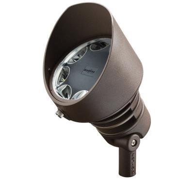 Kichler Lighting 16202AZT30 Landscape LED - LED 10 Degree Beam Spread Spot
